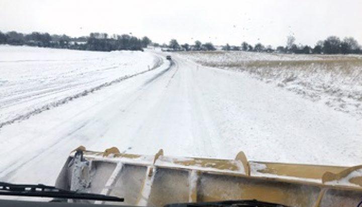 17ddccc1408 Udbud af vintertjeneste med lastbiler, traktorer og håndarbejder i Næstved  Kommune