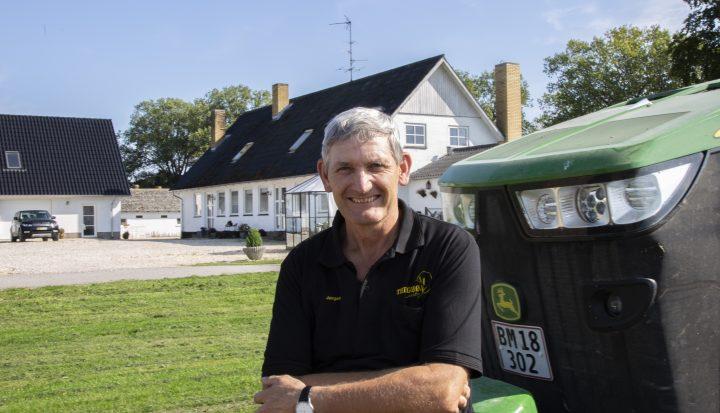 Jørgen Petersen, formand