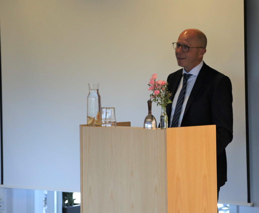 Ole Elbæk hilser dispensation velkommen - Østdansk Landboforening